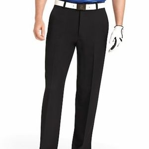 Izod Golf Mens Dress Pants Straight Leg
